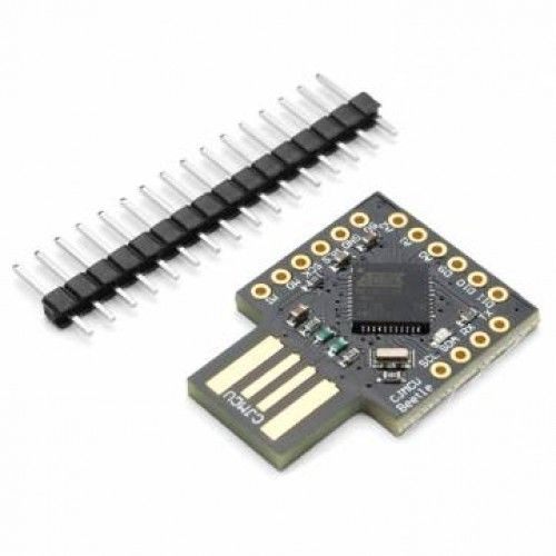 This is CJMCU Digispark Kickstarter Miniature For Arduino USB Development Board.