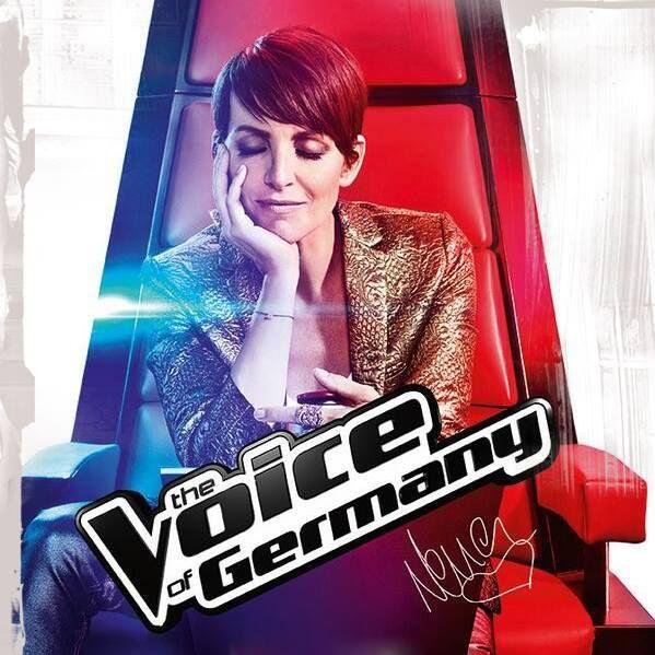 Nena frisur 2012 the voice
