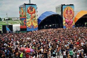 Summer Festival Jobs For UK Students