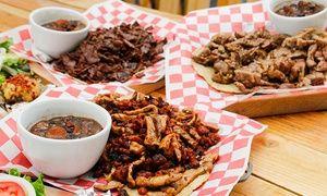 Groupon - Desde $ 169 por 1/2 kilo de carne a elegir + papa al horno y ensalada + postre + cerveza o bebida para 2 o 4 en Restaurante Jai Satelite en Restaurante JAI. Precio de la oferta Groupon: $169