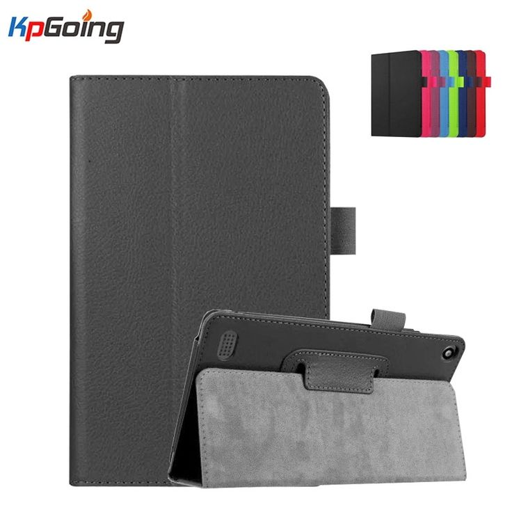 Business Smart PU Leather Stand Case 360 Rotation Cover for Amazon Kindle Tablet Cover Cases for New Kindle Fire 7 2015 Cover