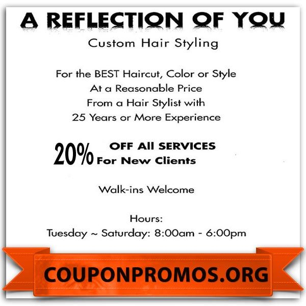 photo regarding Footaction Printable Coupons called Hair cuttery printable coupon codes / Columbus within just united states of america