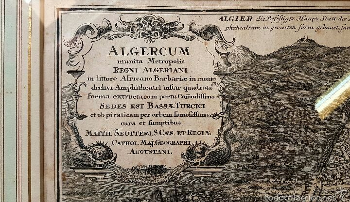 Mapas contemporáneos: Mapa de Argelia - Foto 3 - 56099617