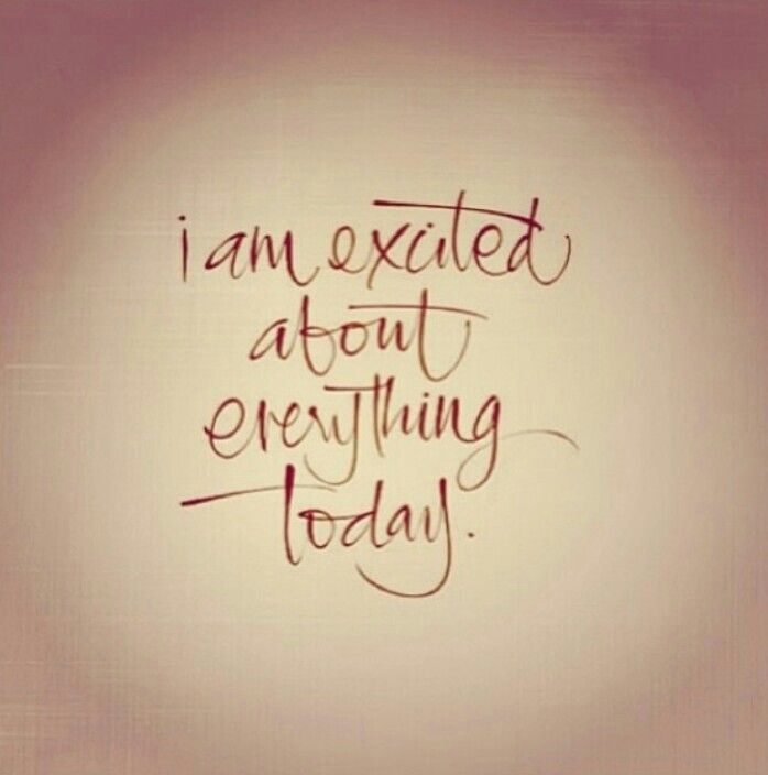 im so excited quotes - photo #33