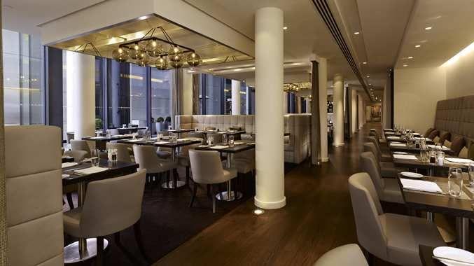 DoubleTree by Hilton Hotel London - Westminster, United Kingdom - City Cafe