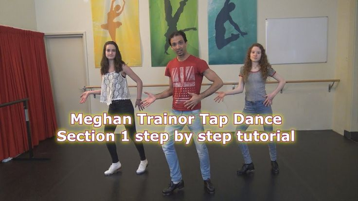 """Maghan Trainor Dear future husband. Step by step tap dance tutorial Part 1. Cirque-it. ***NO COPYRIGHT INFRINGEMENT INTENDED*** """"This video uses copyrighted material in a manner that does not require approval of the copyright holder. It is a fair use under copyright law. """"quotation...  https://www.crazytech.eu.org/meghan-trainor-tap-dance-tutorial-part1-by-cirque-it/"""