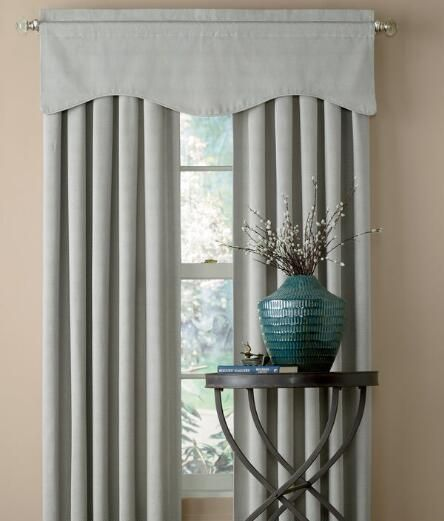 Cotton Ottoman Lined Rod Pocket Curtains - Country Curtains®