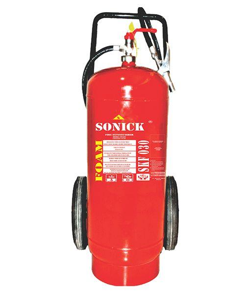 Dapat digunakan untuk memadamkan api kelas A namun sangat cocok bila digunakan untuk kelas B. Bersifat Kondukstif (Penghantar Listrik). Tidak dapat dipakai untuk memadamkan api kelas C. Foam bersifat ringan, sangat efektif untuk memadamkan zat cair yang mudah terbakar dengan cara mengisolasi oksigen serta menutupi permukaan zat cair untuk menghindari api yang dapat menjalar (meluas) kembali.HP : 081-2222 91986 Email : pujianto@tabungpemadamapi.comhttps://goo.gl/DBQYkd