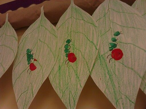 toe print caterpillar butterfly lesson plan