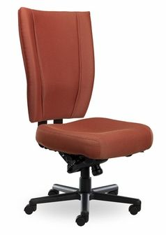 Monterey II 550 Generous Fit High Back Task Chair W/ 550 Lb. Weight Capacity