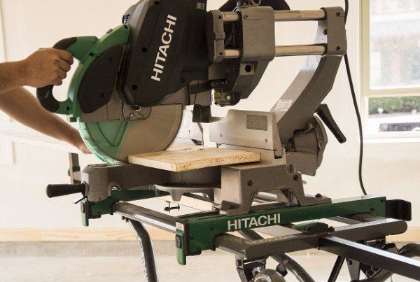 With a host of saws on the market, will the Hitachi C12RSH2 Dual Bevel Sliding Compound Miter Saw stand out amongst the competition? The manufacturer claims a host of unique features, let's find out if this is true.