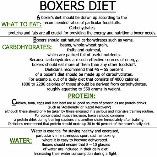 Boxing is a sport of endurance, speed , boxers diet  agility and strength. As in most sports , the best way you  are, the more lik...
