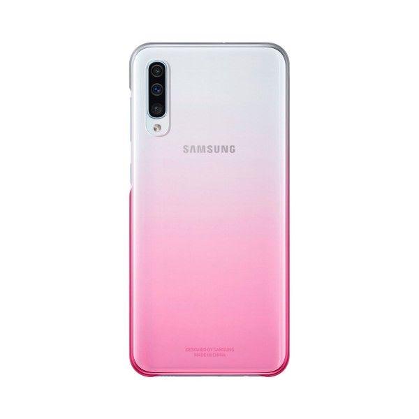 Samsung Gradation Cover Rosa Carcasa Para Galaxy A50 Fundas Para