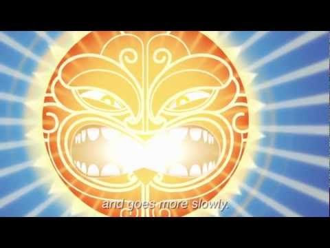 Maui and the Sun - Ko Maui me te Ra - YouTube