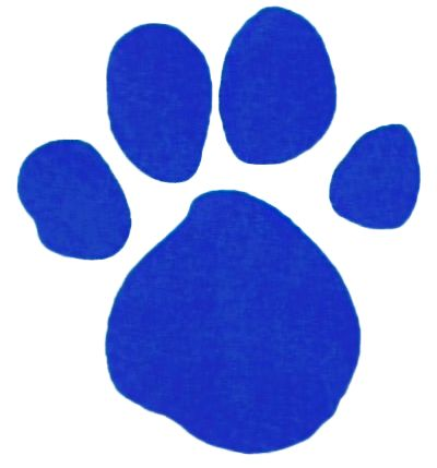A PICTURE OF A CLUE FROM BLUES CLUES | where'd baya rae go ...