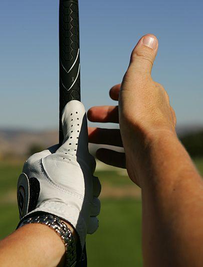 Golf shots for beginners