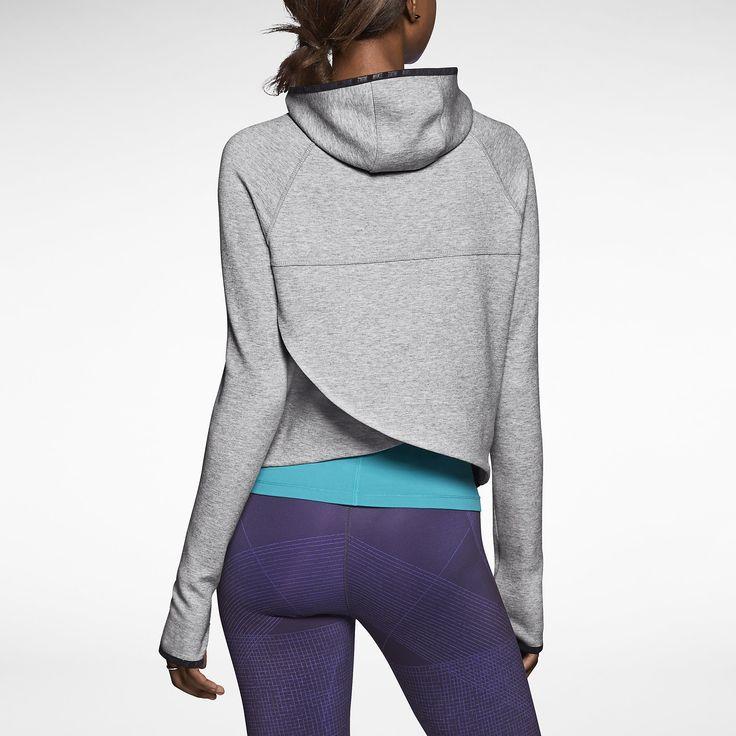 Nike Tech Butterfly Women's Hoodie. Nike Store
