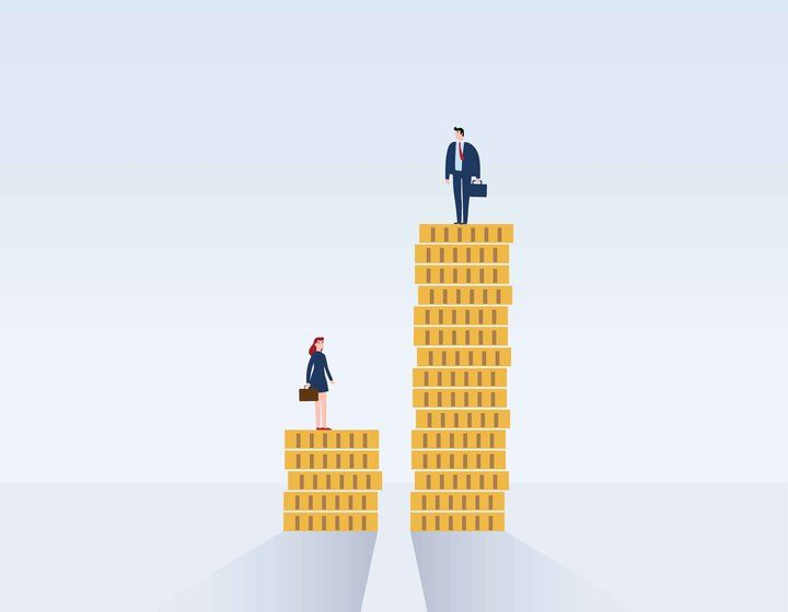 The Gender Wage Gap Is Even Worse Than You Thought Wage Gap Gender Pay Gap Earn More Money