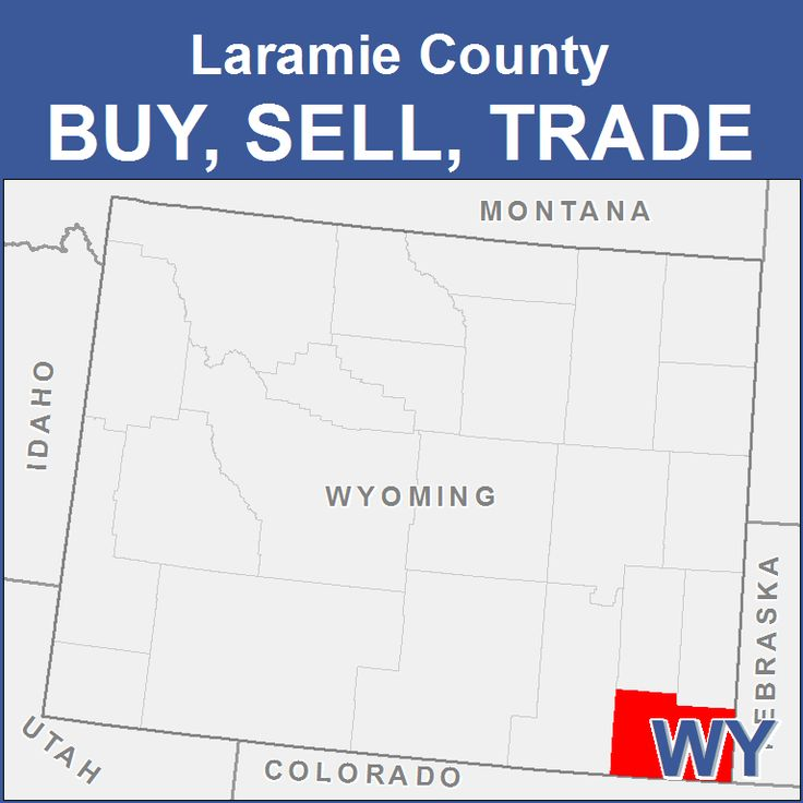 Laramie County Buy, Sell, Trade - WY | Laramie, Trading ...