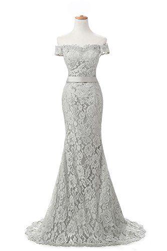 Boho Lace Silver Bridesmaid Dresses Modest Vintage Long M... https://www.amazon.com/dp/B01I358VVI/ref=cm_sw_r_pi_dp_x_pemhybZDXX7K7