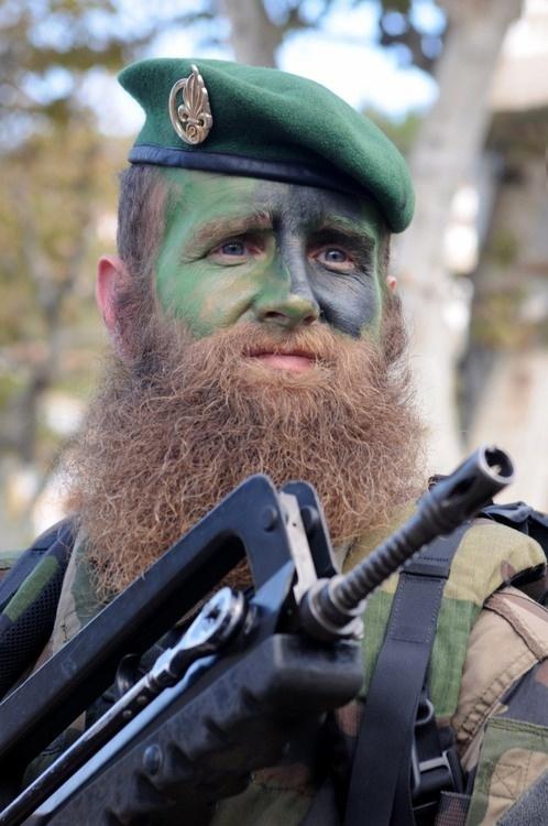 French Foreign Legion - Légion Étranger  zsuki légió