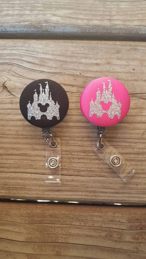 Disney Find- Fantastic Disney Nurse Badge Reels