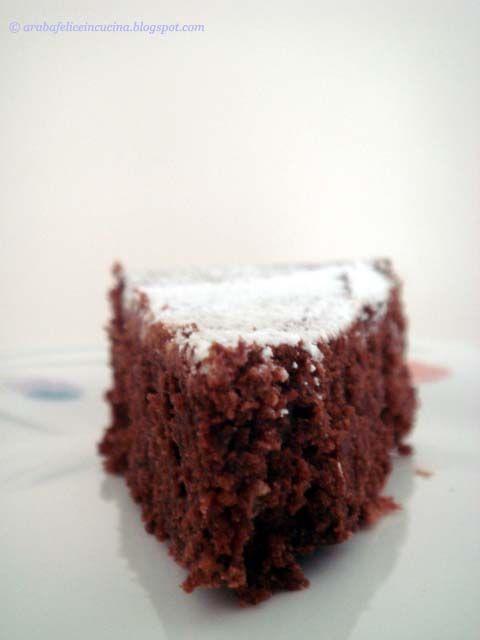La torta al cioccolato più buona...