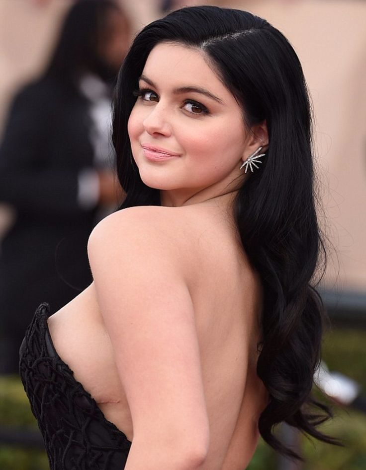 Arial Winter SAG Awards 2016
