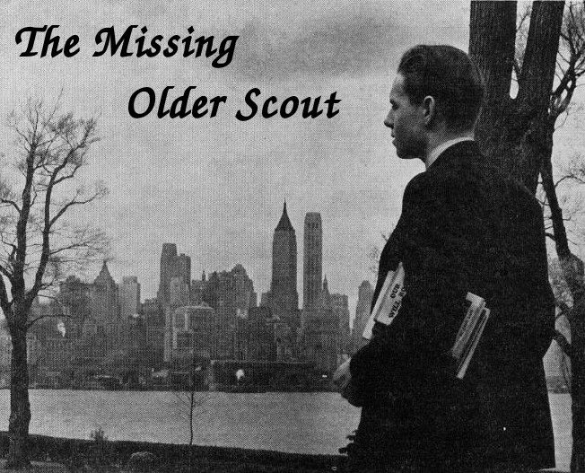 The Missing Older Scout: Part III – Advanced Scouting Rediscovered