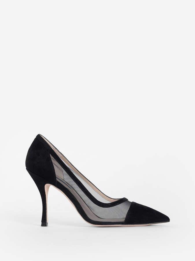 c3bd57d7d ShopStyle Collective | Shoes in 2019 | Shoes, Stuart weitzman sandals, Black  pumps