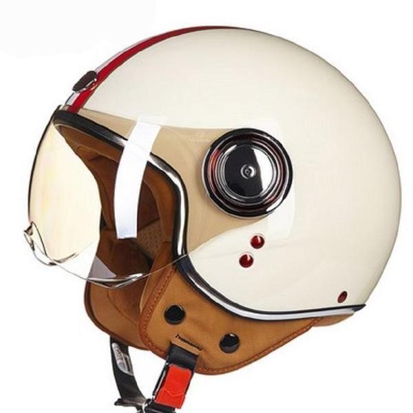 Vespa Helmet Motorcycle Scooter Vintage Retro Open Face Helmets Motorcycle Helmets Vintage Vespa Helmet Scooter Helmet