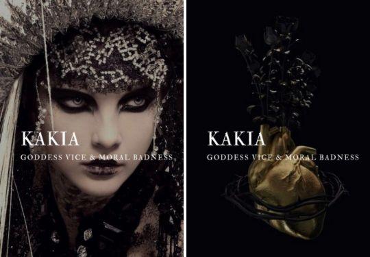 greek mythology → kakia greek goddess of vice & moral badness
