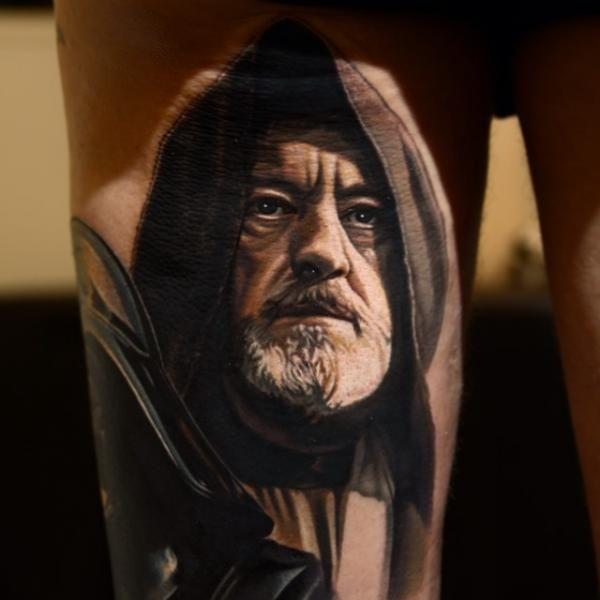 Nikko Hurtado, artist from United States - Tattooers.net