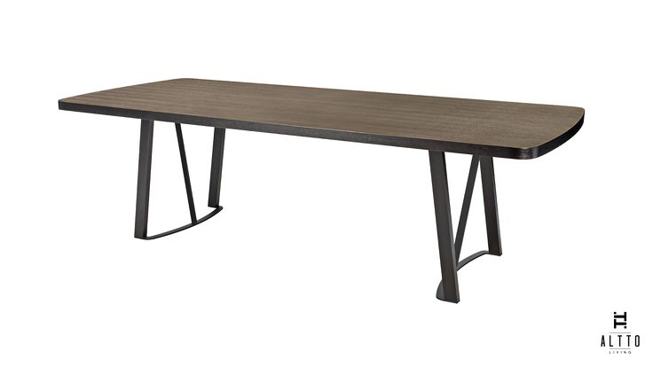 ALTTO | MALLOW | Dining Table | Contemporary, fresh and trend setting design, embraced the perfect balance between that desired boutique feel and a fresh affordable spirited atmosphere