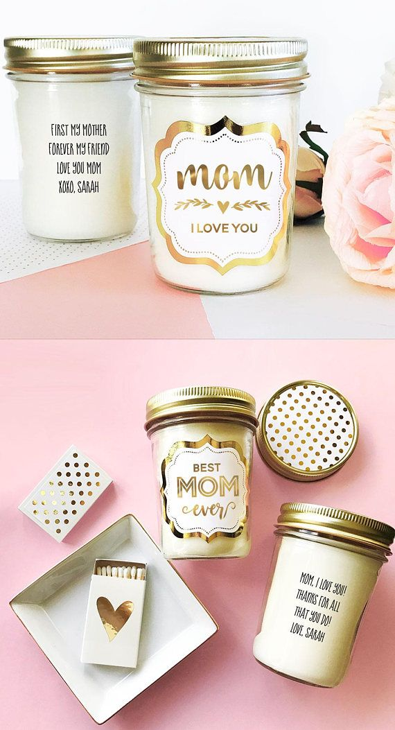 Mom Gifts From Daughter Personalized Mom Gifts From Kids Gift For