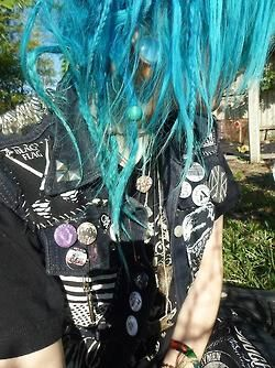 • punk crust punk punk girl punk--rock--jesus •