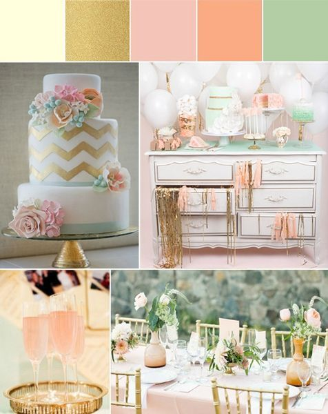 mint-pink-peach-gold-inspiration-board