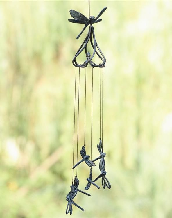 Stylized Dragonfly Wind Chime Spi San Pacific International All Products 50477 Dragonfly Wind Chime Wind Chimes Diy Wind Chimes