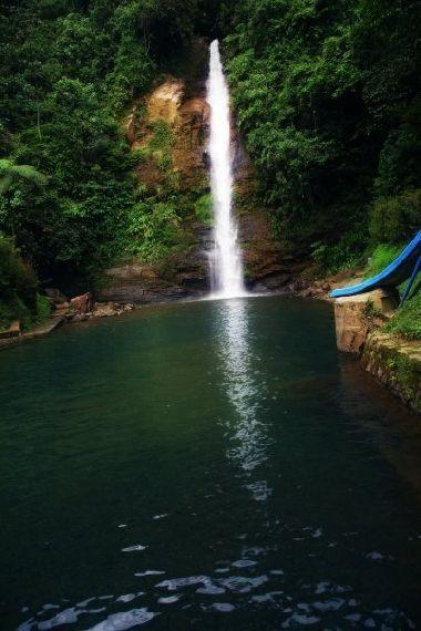 la chorerra colombia | La Chorrera Del Indio (Cali, Valle del Cauca) Zonas de camping ...