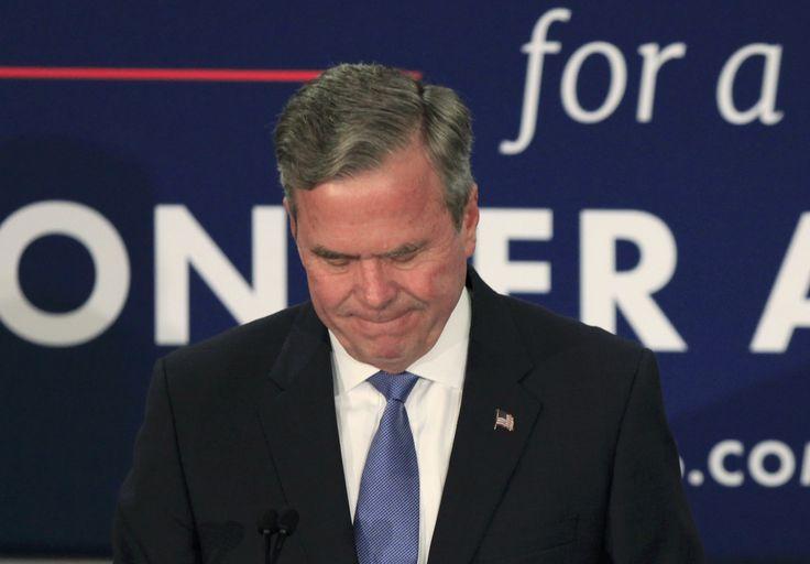 بغض بوش