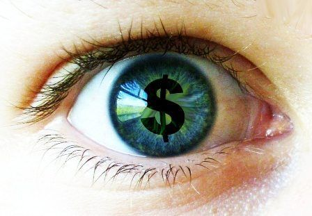 Image Result For Colored Contact Money