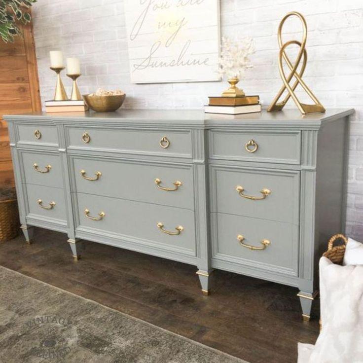 Pin On Painted Furniture Ideas Com, Diy Painted Bedroom Furniture Ideas