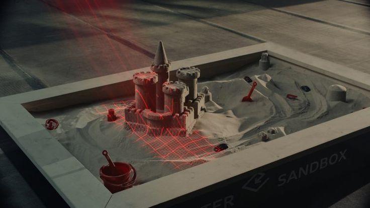 Virtually Drive Audis New Q5 Through Your Own Sandbox Creation