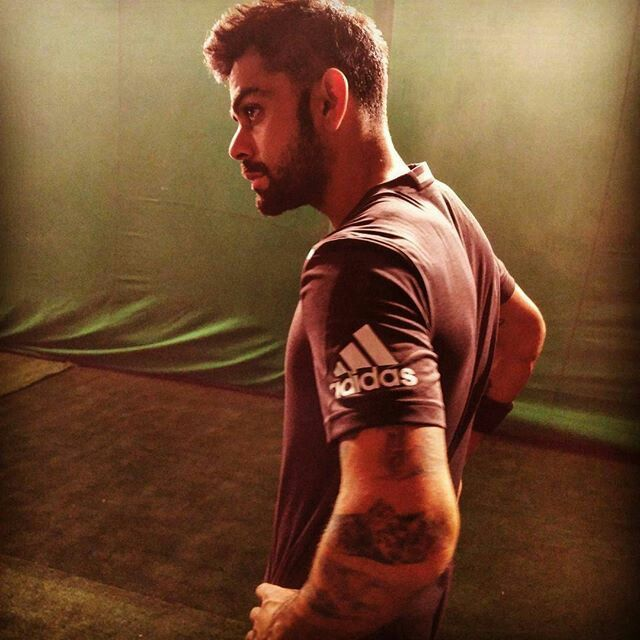 Wow handsome kohli