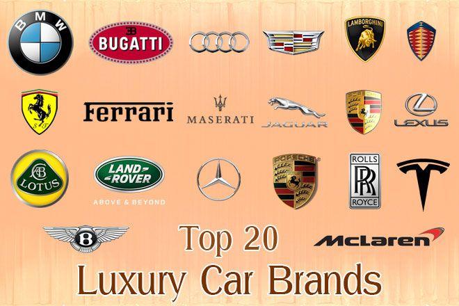 Top 20 Luxury Car Brands http://finehighliving.com/top-20-luxury-car-brands/