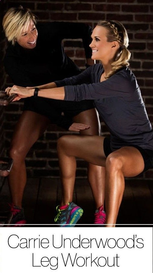 Excersices For Legs At Home and At The Gym - Carrie Underwoods killer leg workout. How the country singer maintains her toned legs and - Strengthening our legs is an exercise that we are going to make profitable from the beginning and, therefore, we must include it in our weekly training routine