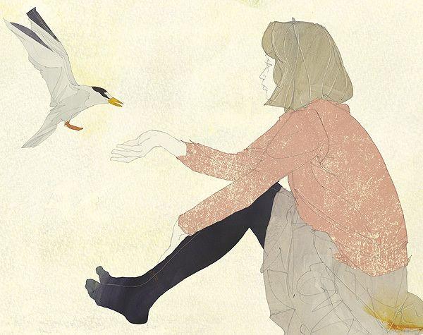 OkomeGohan by Ko. Machiyama, via Behance