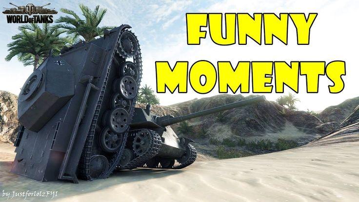 World of Tanks - Funny Moments | Week 3 May 2017