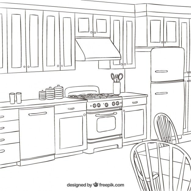 103 best interior room art Colouring Pages images on Pinterest