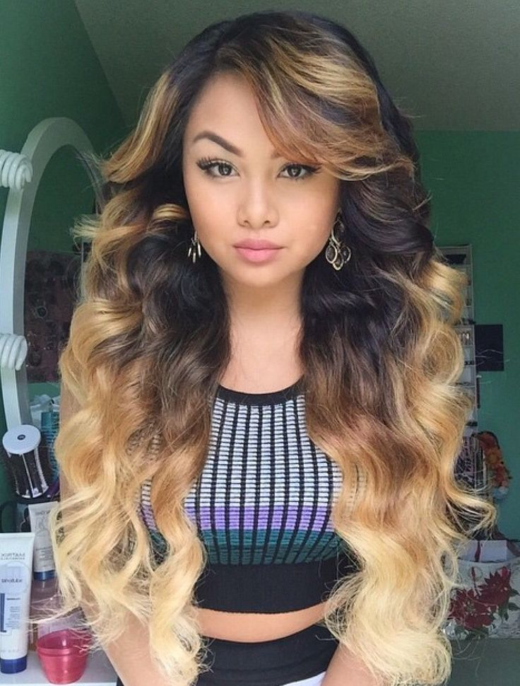 Quick Hairstyles 14 15 quick hairstyles updo bun bang 570 Best Quick Weaves Sew Ins And Relaxed Hairstyle Ideas Images On Pinterest Hair Ideas Natural Hairstyles And Black Hairstyles